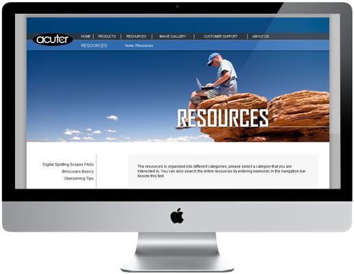 Mac-Acuter-Resources